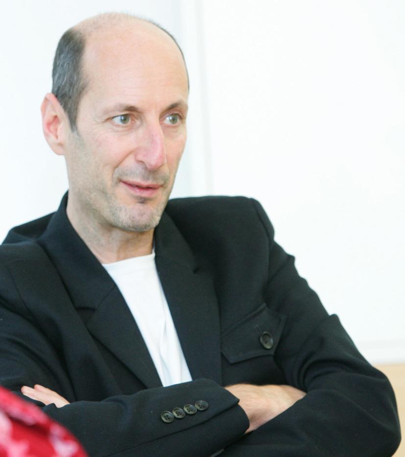 """Univ.-Prof. Dr. Christoph Wiltschke, AKH Wien: Onkologische Rehabilitation muss auch in Österreich möglich sein."""" Bild: WelldoneWerbeagentur/APA-Fotoservice/Hautzinger"""