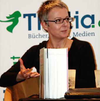 Sabine Fisch, Buchpräsentation, 10. Februar 2011