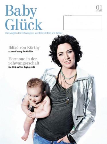 Beststellerautorin Ildiko von Kürthy ist diesmal unser Coverstar (c) Philip Rathmer