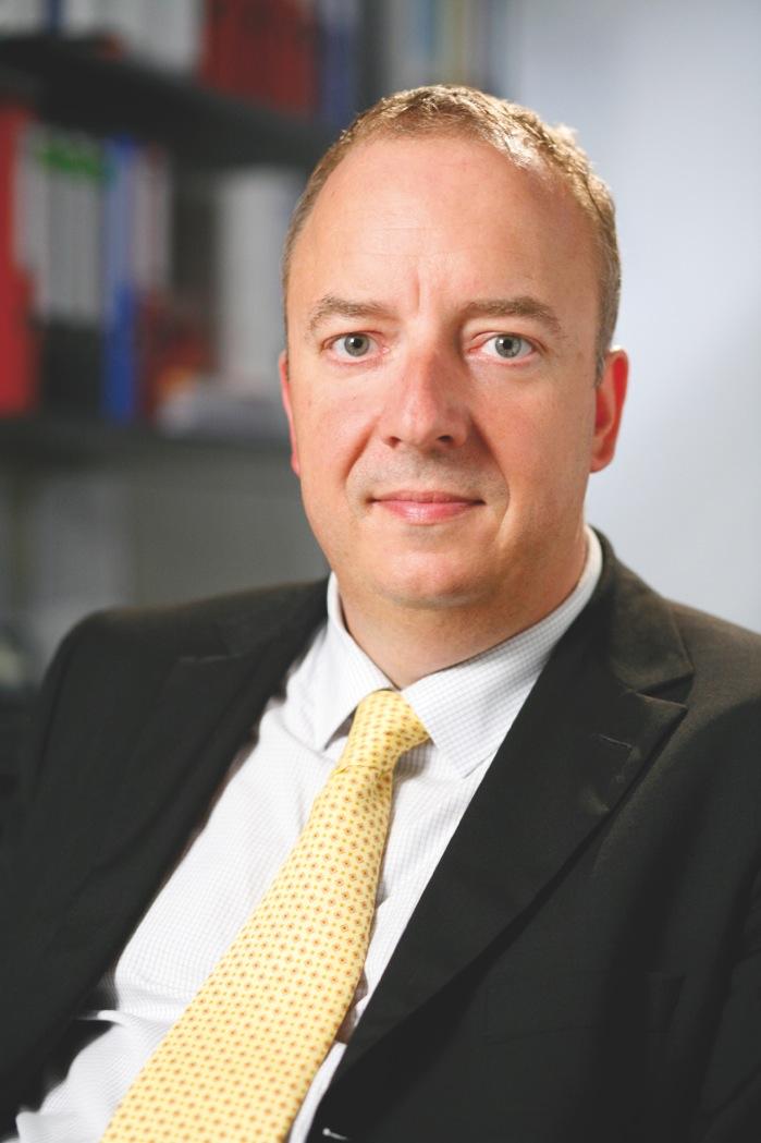ABCSG-Präsident und ausgewiesener Brustkrebschirurg; Univ.-Prof. Dr. Michael Gnant